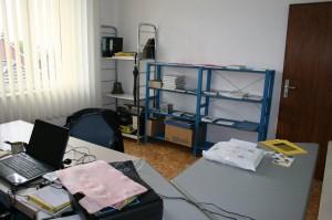 Dienstzimmer in Gescher
