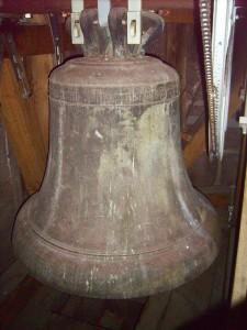 Die große Glocke von St. Martin zu Heiligenstadt - gegossen 1448