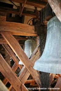 Glockenstuhl der Neuwerkkirche zu Goslar