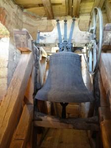 Die große Glocke - 1494 von Bernart Lachaman gegossen