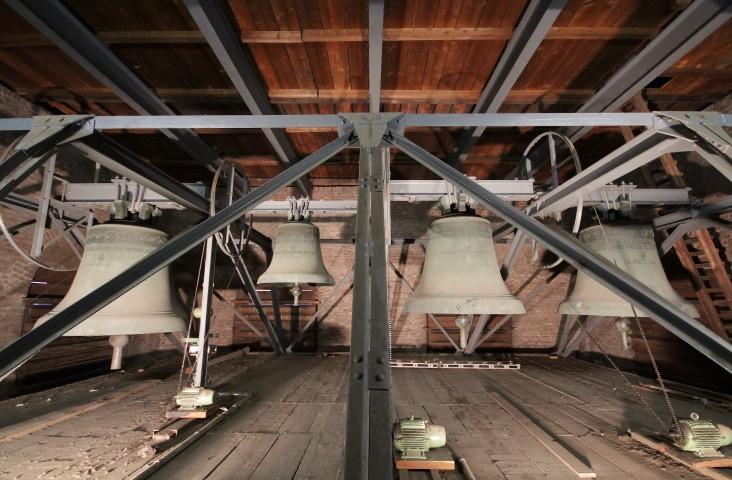 Die Glocken von St. Pantaleon zu Köln